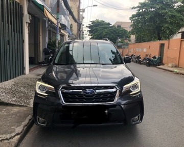 Bán Subaru Forester 2.0 XT Turbo 2017